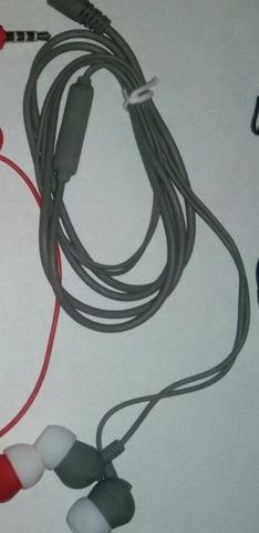 Гарнитура вакуумная S-Music CX-2002 grey