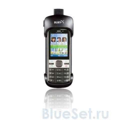 BURY UNI System 9 громкая связь Bluetooth с держателем и зарядкой для Nokia C5-00