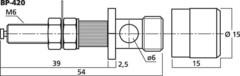 Акустические терминалы Monacor BP-420