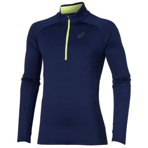 Мужская беговая рубашка LS Winter  Zip (126253 8052)