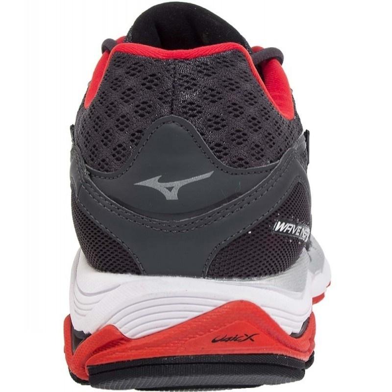 Мужские беговые кроссовки Mizuno Wave Inspire 12 (J1GC1644 10) серые фото