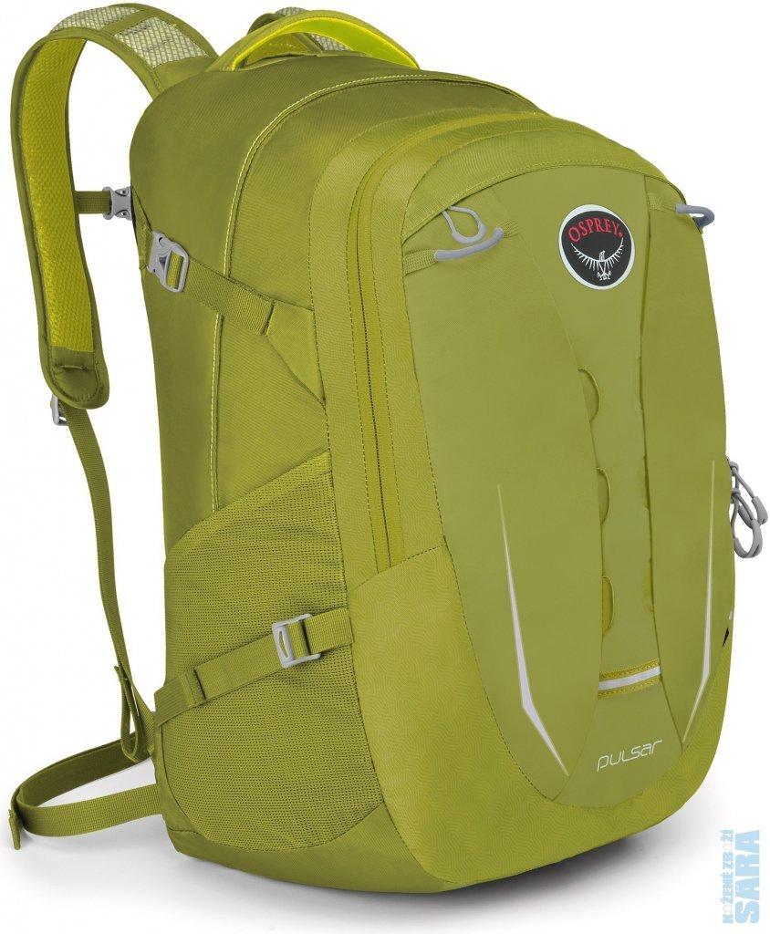 Городские рюкзаки Рюкзак Osprey Pulsar 30 Cactus Green pulsar-cactus-green-1.jpg
