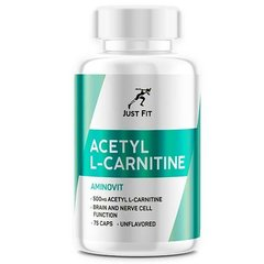 JF Acetyl L-Carnitine (75 капс.)