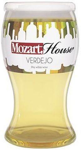 Вино столовое ВЕРДЕХО Моцарт Хаус белое сухое 0,187 л.