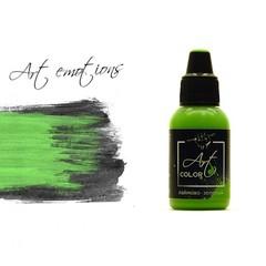 Pacific.Лаймово-зелёный (lime green) ART