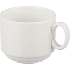 Чашка фарфор белая 220 мл Эспрессо С0140