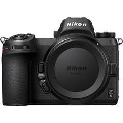 Цифровой беззеркальный фотоаппарат Nikon Z6 Kit 24-70 f/4 S + FTZ адаптер
