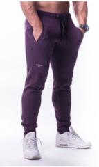 Мужские брюки Nebbia AW 719 burgundy