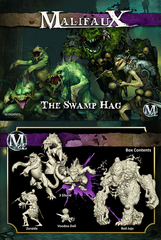 The Swamp Hag. Zoraida Box Set
