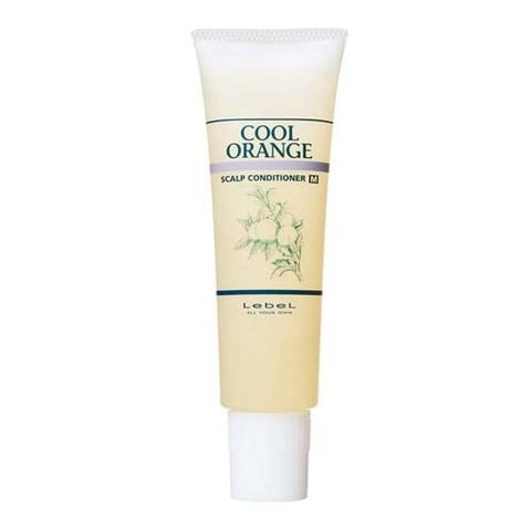 Lebel Cool Orange Scalp Conditioner M - Кондиционер-Очиститель для сухой кожи головы «Холодный Апельсин»