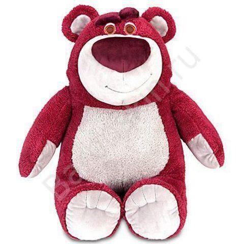 Мягкая игрушка Медведь Лотсо (Lotso) 45 см - История игрушек (Toy Story), Disney