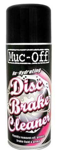 очиститель Muc-off для дисковых тормозов 400мл (аэрозоль)