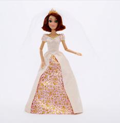 Кукла Рапунцель (Rapunzel) в свадебном платье - Рапунцель, Disney