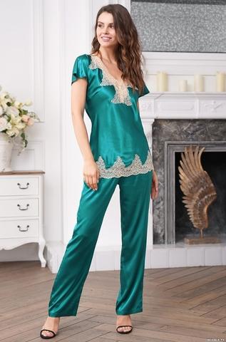 Пижама MIA_MIA MARILIN DELUXE 3446 (70% натуральный шелк)