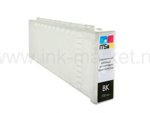 Картридж совместимый Epson C13T694100 Photo Black для Epson SC-T3000, SC-T3200, SC-T5200, SC-T5000, SC-T7200, SC-T7000. Pigment 700 мл