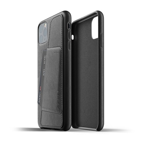 Чехол Mujjo iPhone 11 Pro Max Leather Wallet Case