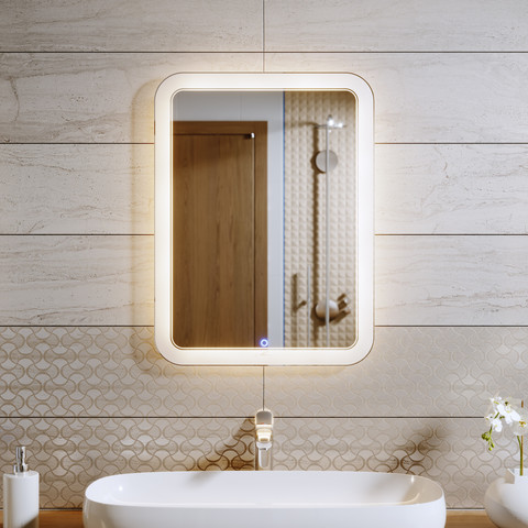 Зеркало с подсветкой Vanda Lux