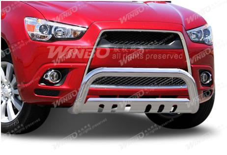 Кенгурятник WINBO для Mitsubishi ASX 2010-2012 free shipping 12v 6000k led drl daytime running light case for kia sorento 2015 2016 fog lamp frame fog light car styling
