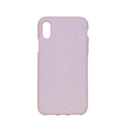 Чехол для телефона Pela iPhone X розовый