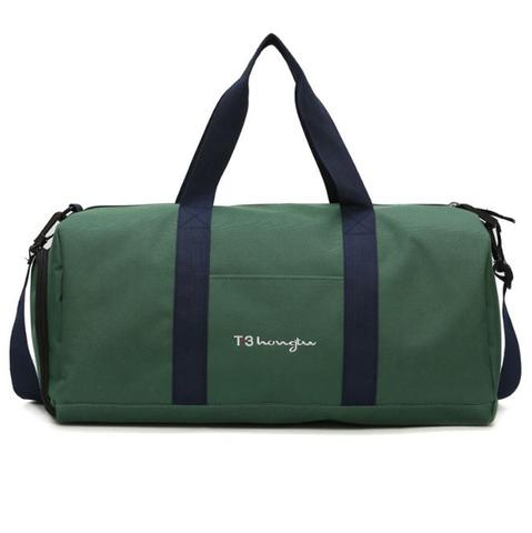 Спортивная сумка Fitness2u-T-3L - зеленая