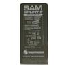 Ультралегкая иммобилизационная формовачная шина SAM Splint II