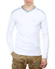 8127-13 джемпер мужской, белый