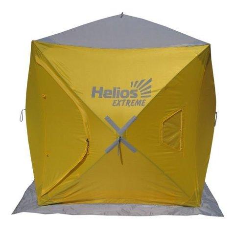 Палатка для зимней рыбалки Helios Куб EXTREME 1.8х1.8 Тонар