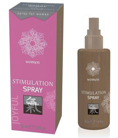 Возбуждающий интимный спрей для женщин STIMULATION - 30 мл.