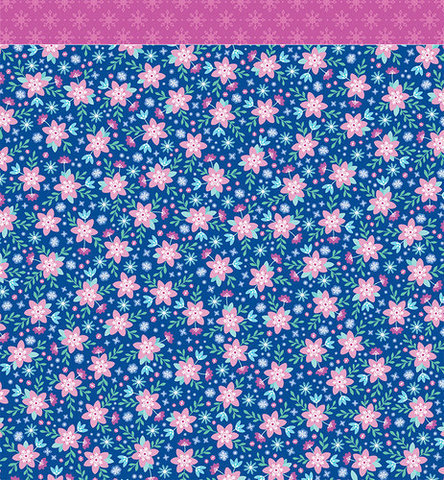 Лист двухсторонней бумаги 30*30 см Winter Wonderland от  Pebbles