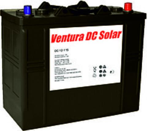 Аккумулятор Ventura DC 12-115 Solar