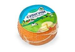 Сыр сулугуни копченый