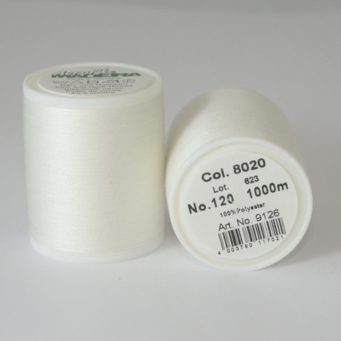 Madeira Aerofil №120 1000м (col. 8020)
