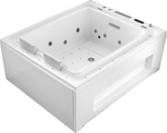 Акриловая ванна Gemy G9268 K