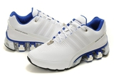 Adidas Porsche Design White Blue Leather