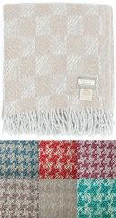 Плед 130х170 Manifattura Lombarda Regale J03 серый-красный