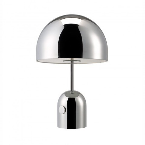 Tom Dixon Bell Chrome Table Lamp - Chrome