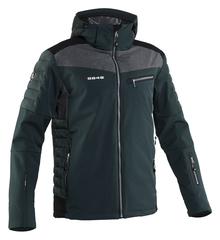 Мужская горнолыжная куртка 8848 Altitude Dimon 710615 темно-зеленая