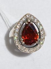 Клео (кольцо из серебра)