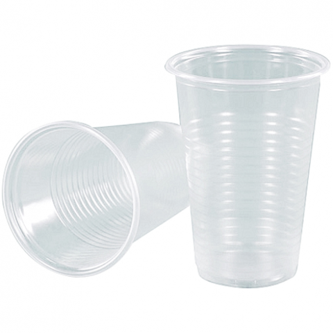 Стакан пластиковый одноразовый 200 мл (100 шт.)