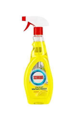 Sellwin Pro  Хозяюшка Средство для мытья стекол Лимон 500мл