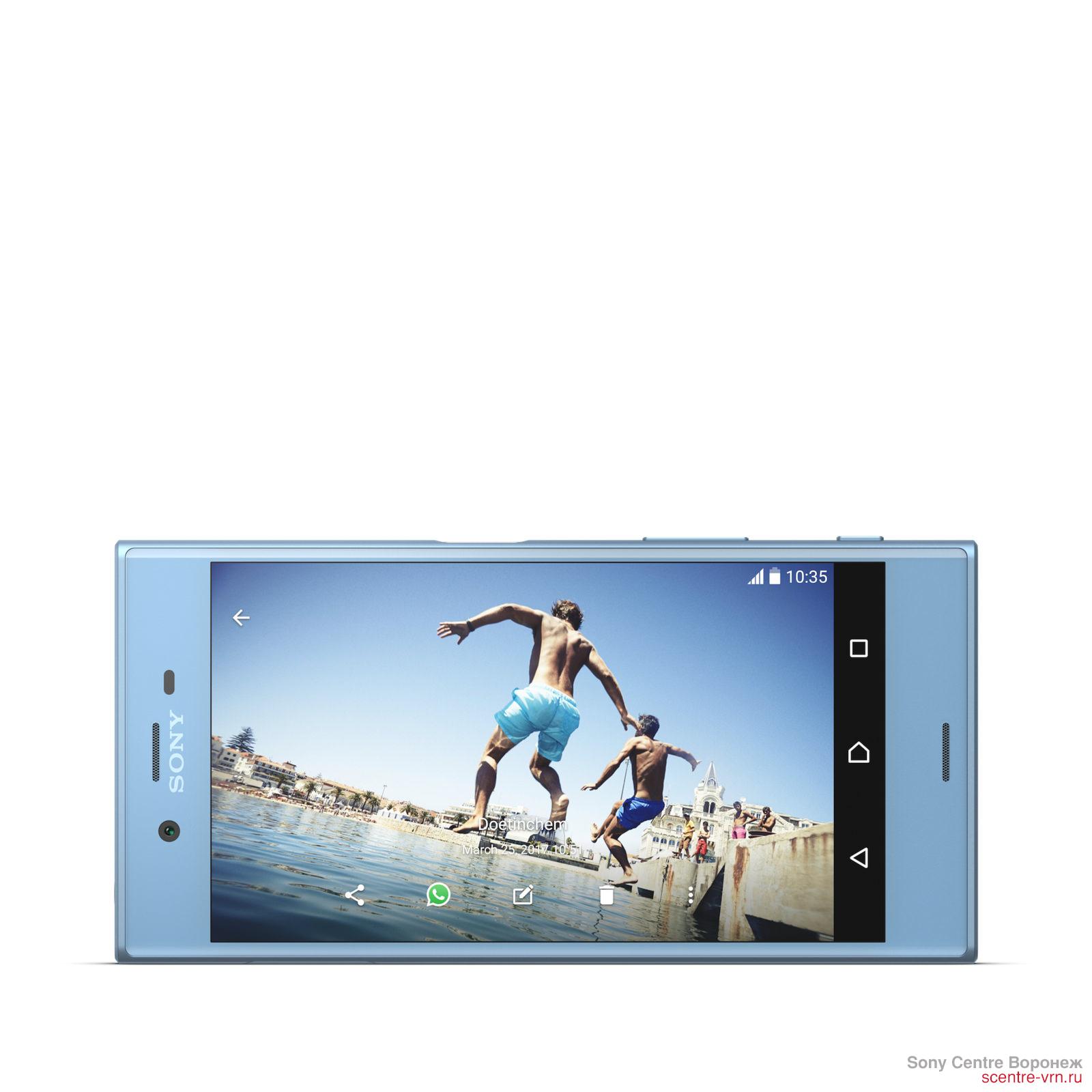 G8232/L смартфон Sony Xperia XZs dual, цвет Ледяной синий