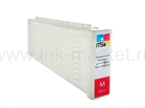 Картридж совместимый Epson C13T694300 Magenta для Epson SC-T3000, SC-T3200, SC-T5200, SC-T5000, SC-T7200, SC-T7000. Pigment 700 мл
