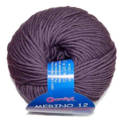 Купить Пряжа BBB Merino 12-50 Код цвета 0010 | Интернет-магазин пряжи «Пряха»