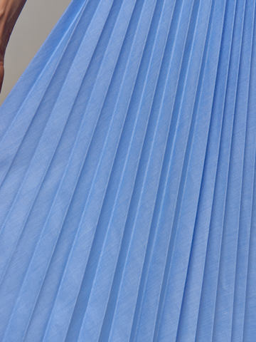 Женская юбка цвета деним Eleventy - фото 5