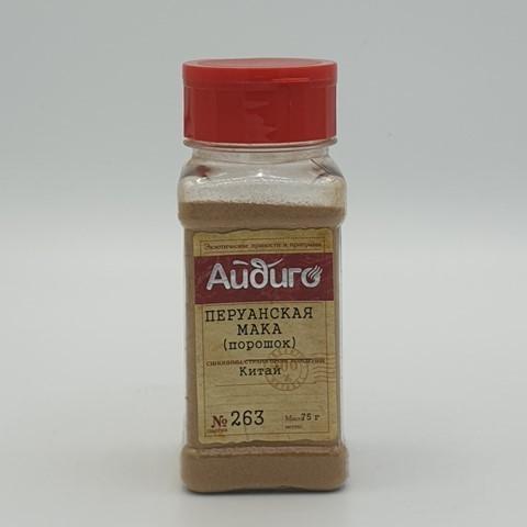 Перуанская Мака порошок АЙДИГО, 75 гр