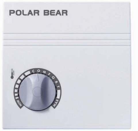 Комнатный датчик температуры Polar Bear ST-R2/PT1000