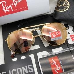 Очки Ray Ban Aviator RB3561 Gold