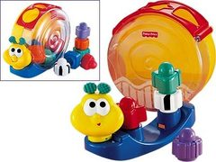 Fisher-Price Разборная улитка (71922)