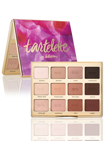Палетка теней Tartalette In Bloom Amazonian Clay Matte Eyeshadow Palette