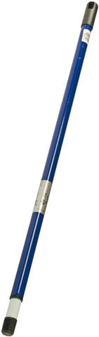 Ручка телескопическая голубая